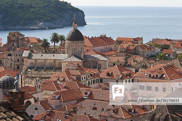 Stadtmauer Kroatien Dubrovnik