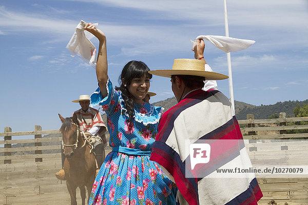 Tradition tanzen Chile