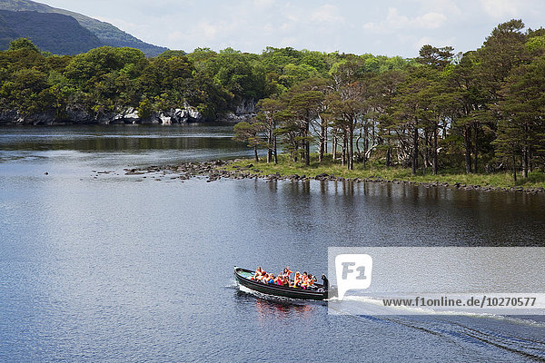 Tourist See Boot Kerry County Irland Killarney