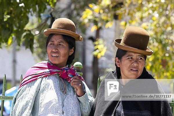 La Paz Hauptstadt Bolivien La Paz