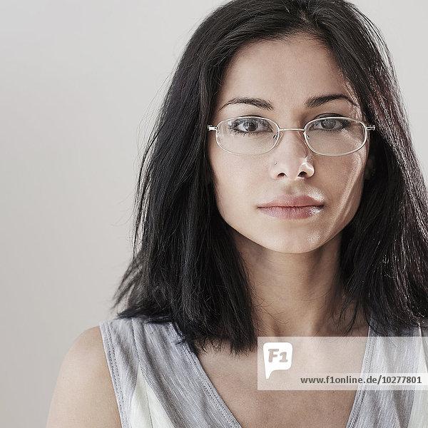 junge Frau junge Frauen Portrait