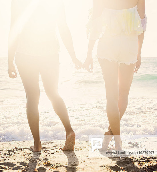 Freundschaft Strand