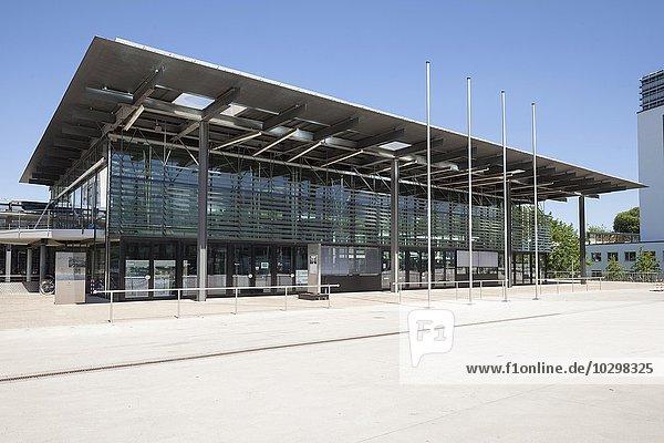 World Conference Center  ehemaliger Plenarsaal  Bonn  Rheinland  Nordrhein-Westfalen  Deutschland  Europa