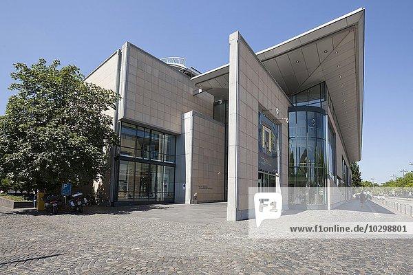 Haus der Geschichte der Bundesrepublik Deutschland  Museum  Bonn  Rheinland  Nordrhein-Westfalen  Deutschland  Europa
