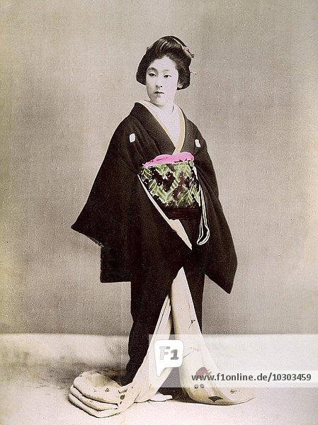 Geisha  Japan  Asien