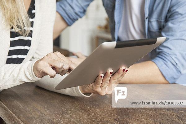 Kopplung mit einem digitalen Tablett