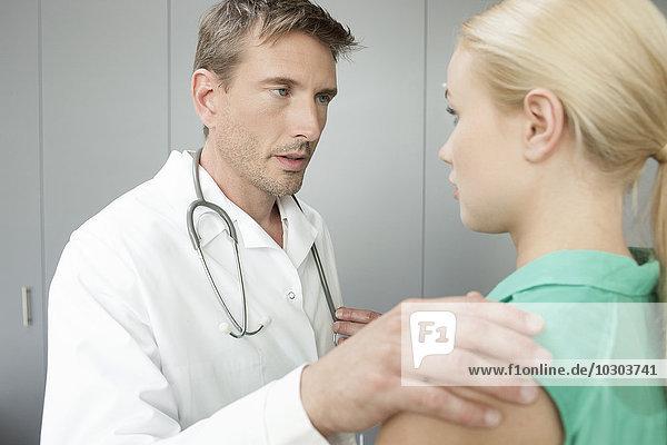 Sexuelle Belästigung am Arbeitsplatz im Gesundheitswesen