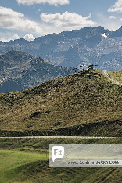 Frankreich  Luchon-Superbagneres  Skigebiet