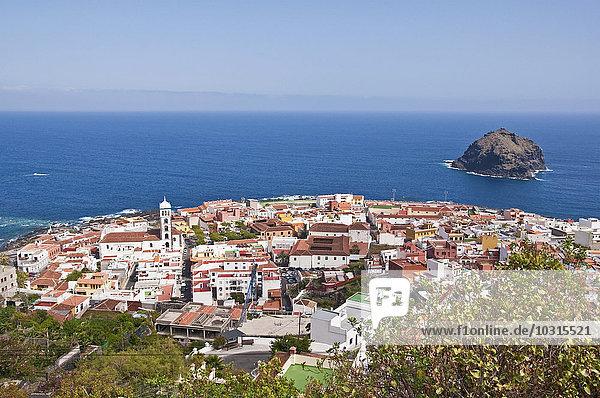 Spanien  Kanarische Inseln  Teneriffa  Garachico