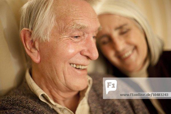 PROPERTY RELEASED. MODEL RELEASED. Happy senior couple. Happy senior couple