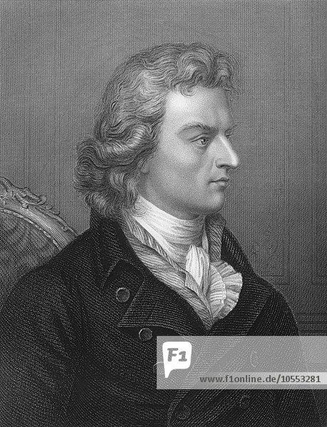 Johann Christoph Friedrich von Schiller  1759  1805  German poet  philosopher and historian