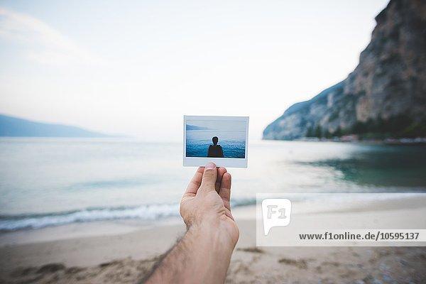 Fotograf,  Gardasee,  Italien