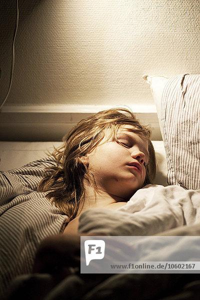 Girl sleeping Girl sleeping