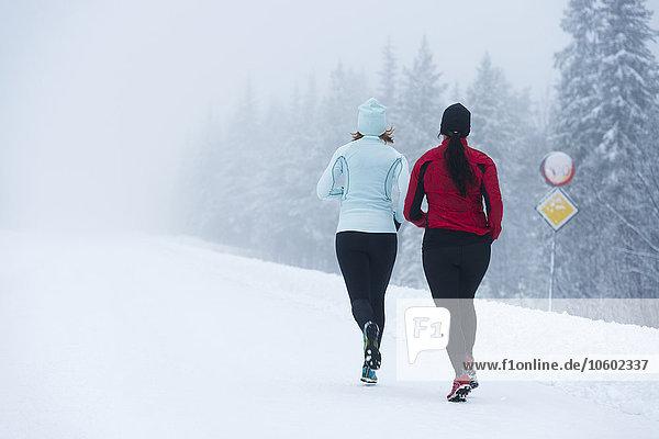 Frau Winter rennen 2