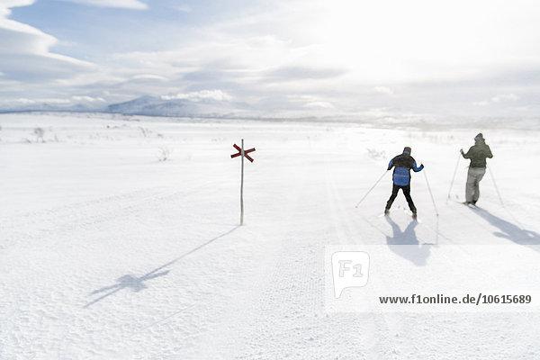 Mann Skisport 2