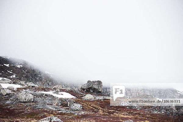 Berg Ruhe Himmel Landschaft Ansicht