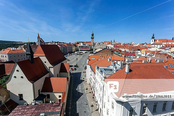 Znojmo  South Moravia  Czech Republic  Europe.