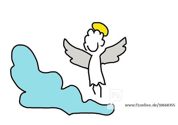 Engel Heiligenschein