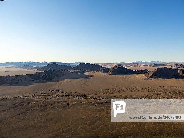 Tsarisberge  Kulala Wilderness Reserve  Namib Wüste  Region Hardap  Namibia  Afrika