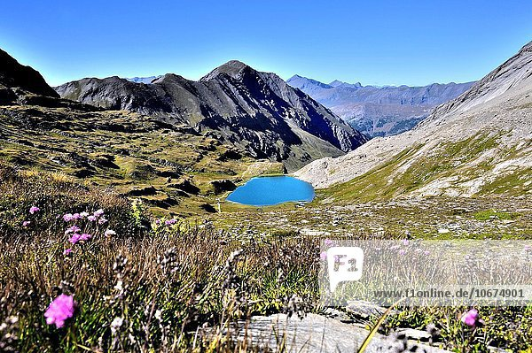 Frankreich Französische Alpen
