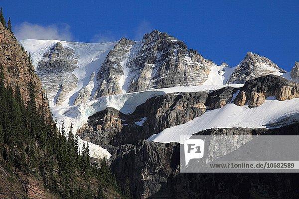Tal Teamwork 10 Banff Nationalpark Alberta Kanada