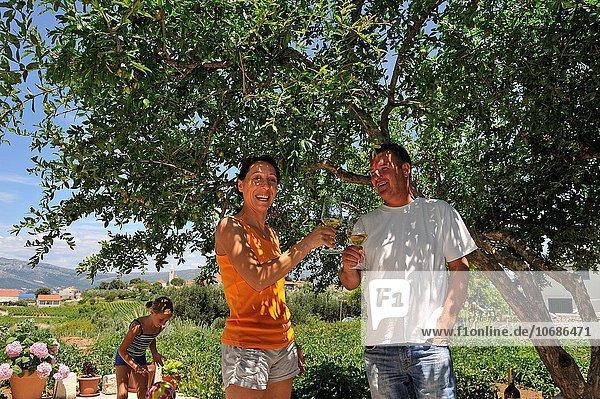 Wein Tourist Hotel Inhaber Kroatien