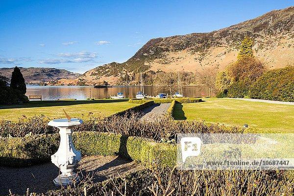 Hotel See Garten Gasthaus Cumbria England Lake District