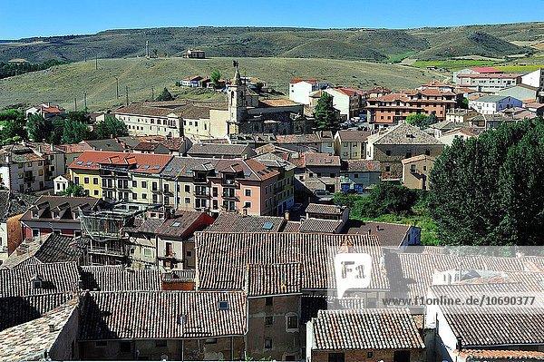 Ansicht Guadalajara Spanien