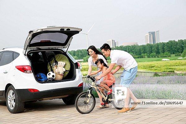 Fröhlichkeit Picknick 3 Außenaufnahme