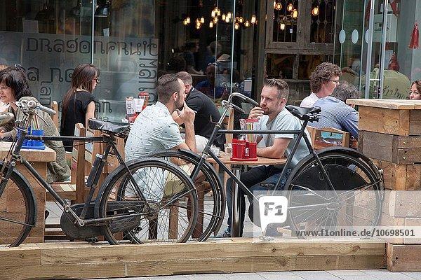 Großbritannien Restaurant kaufen Komplexität Allee Ortsteil England Manchester