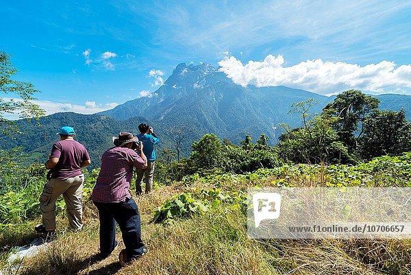 Fotografie nehmen Fotograf 3 Berg Malaysia Sabah