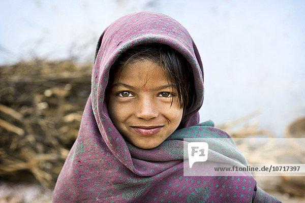 India  Rajasthan  Abhneri  portrait