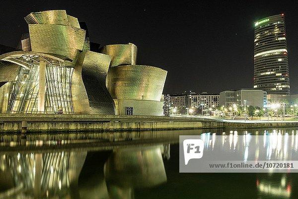 Bilbao Spanien Baskenland