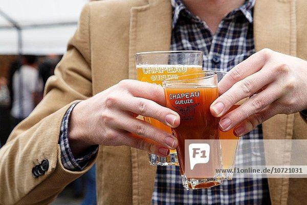 Europa Tagesausflug Bier Belgien
