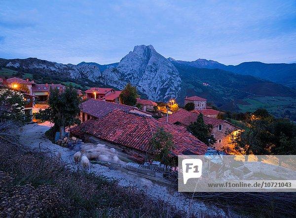 Europa Dorf Spanien