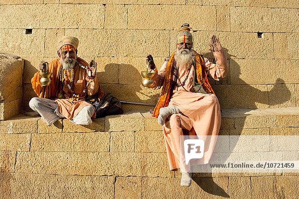 India  Rajasthan  Jaisalmer  portrait