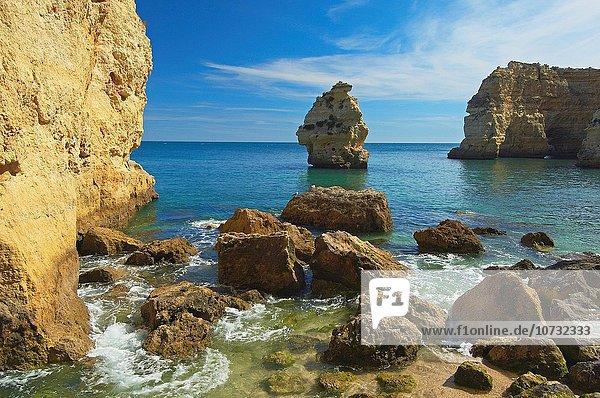 Europa Algarve Portugal Praia da Marinha