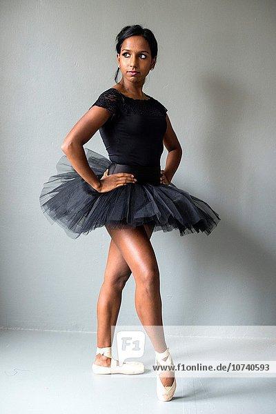 Studioaufnahme Tänzer Niederlande Ballett