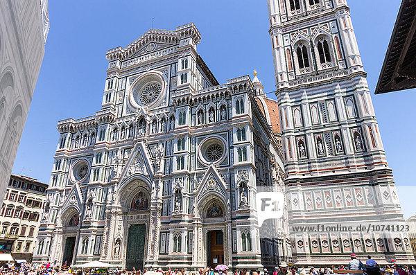 Italy  Tuscany  Florence. Santa Maria del Fiore cathedral