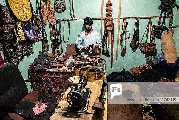 Tradition Afghanistan Leder