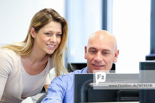 Büro Wirtschaftsperson