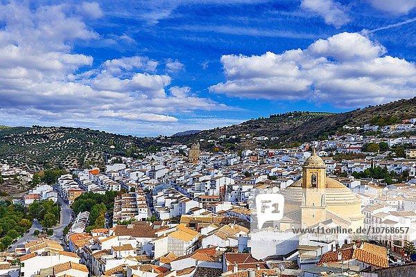 Kirche Andalusien Montefrio Spanien