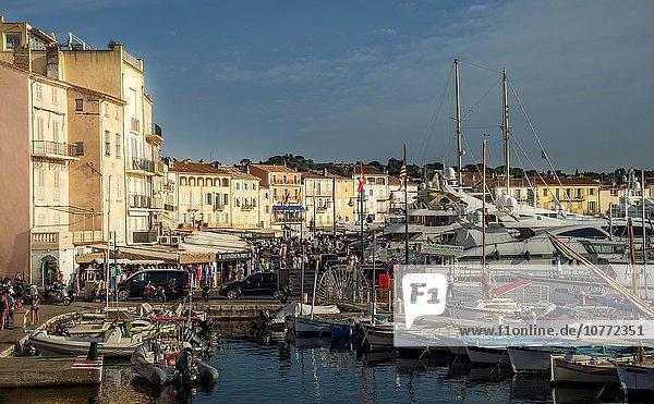 Frankreich Provence - Alpes-Cote d Azur Saint Tropez Var