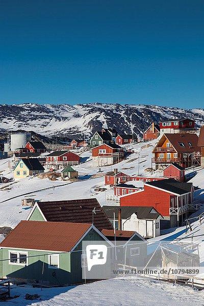 Diskobucht Disko-Bucht Grönland Ilulissat