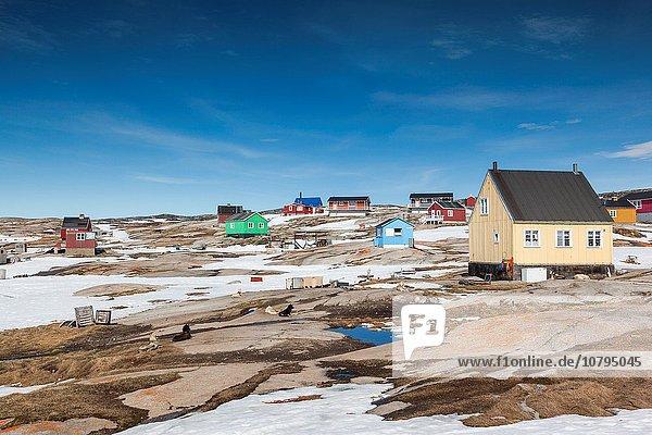 Diskobucht Disko-Bucht Grönland