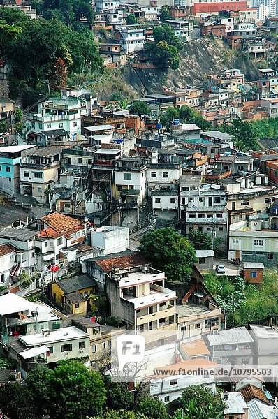 Nachbarschaft Brasilien Rio de Janeiro