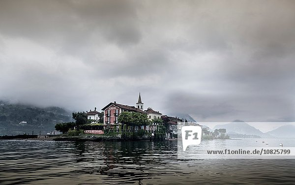 Lago Maggiore  Piemont  Lombardei  Italien