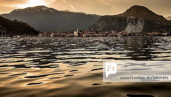 Feriolo  Lago Maggiore  Piemont  Lombardei  Italien
