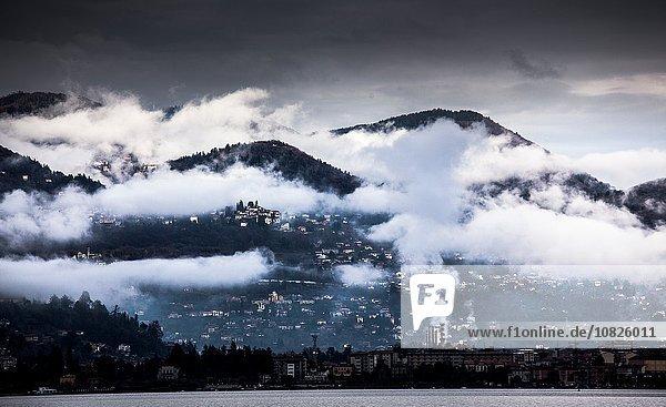 Verbania  Lago Maggiore  Piemont  Italien