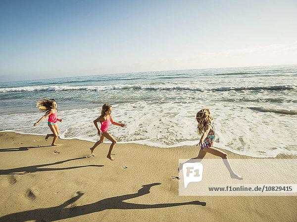Europäer Strand Schwester rennen Europäer,Strand,Schwester,rennen